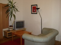 Enjoy the peace and comfort in the livingroom of your preferred Prague self catering apartment