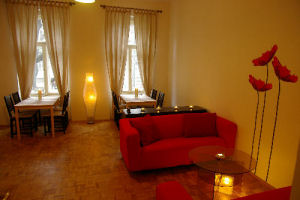 Nice holiday apartment in Prahue