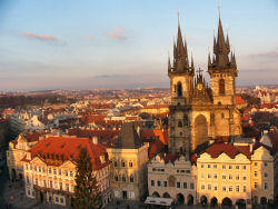 Travelling to Prague ought to be compulsory for everybody at least once in their lifetime. The city is beautiful, it has a nice atmosphere and it is easily accessible from most parts of the world. Travelling to Prague has never been easier because of its modern airport, the good railway system and lately also better roads to the beautiful Czech capitol.
